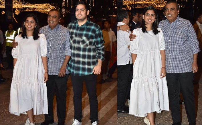 Want A Easy-Breezy Dress To Wear On New Years Day Outing? Steal This Outfit From Isha Ambani's Wardrobe