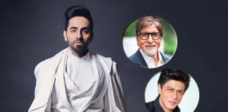 Watch: Ayushmann Khurrana Impersonates Amitabh Bachchan & Shah Rukh Khan Like A Pro & It Will Leave You Impressed