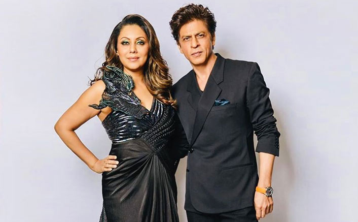 #ThrowbackThursday: When A 'Disgustingly Possessive' Shah Rukh Khan Wouldn't Let Gauri Khan Wear White Because It Felt Transparent