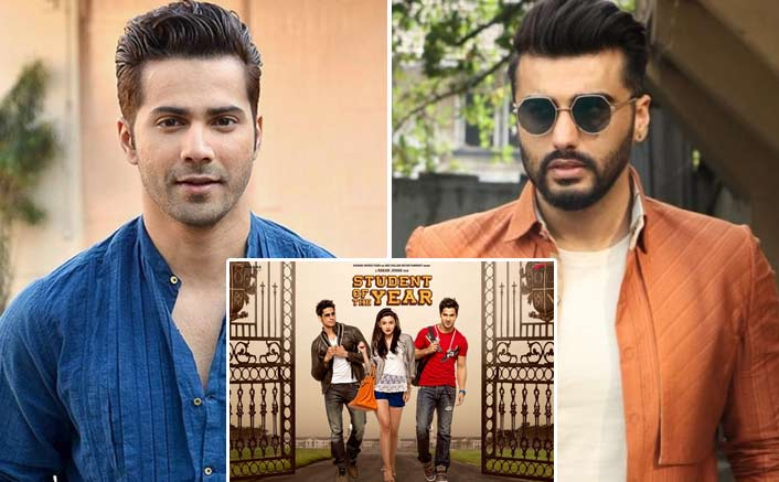 WHAT! Arjun Kapoor Reveals Varun Dhawan Stole Student Of The Year From Him?
