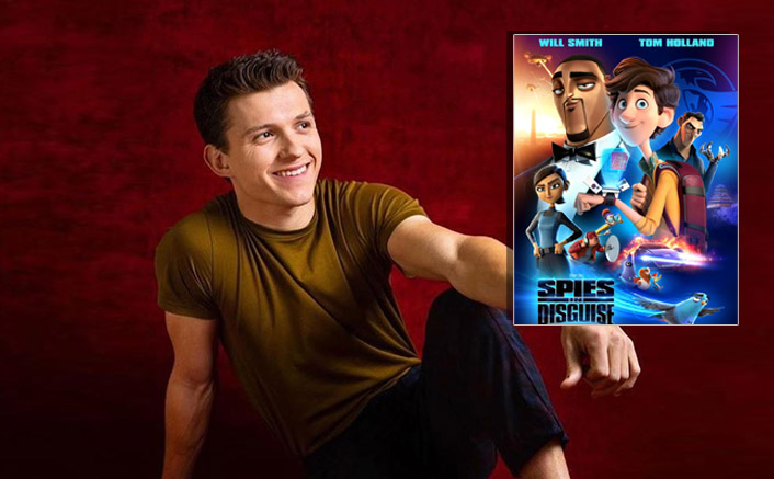What made Tom Holland say yes to 'Spies In Disguise'