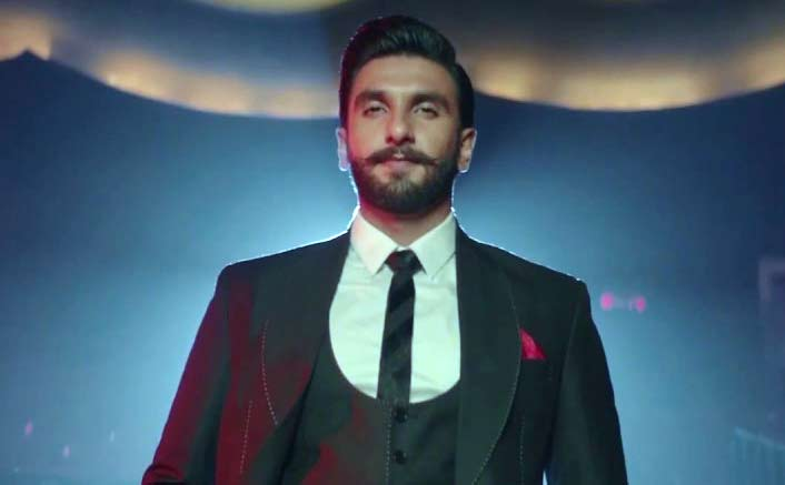 'I used to sit at Prithvi theatre as a struggler looking for odd jobs' : reveals Ranveer Singh with a massive throwback image from his past