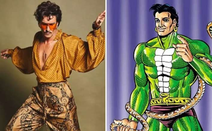 WHAT! Ranveer Singh's Next To See Him Play Popular Comic Book Character ?