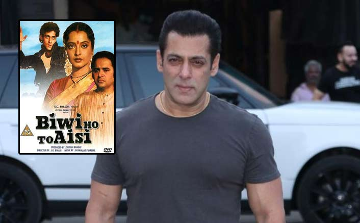 """WHAT! Salman Khan Didn't Want Biwi Ho Toh Aisi To Work, Says """"I Was Like Shit In The Movie"""""""