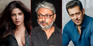 WHAT! Sanjay Leela Bhansali & Salman Khan's Fallout; Priyanka Chopra To Be Blamed Yet Again!