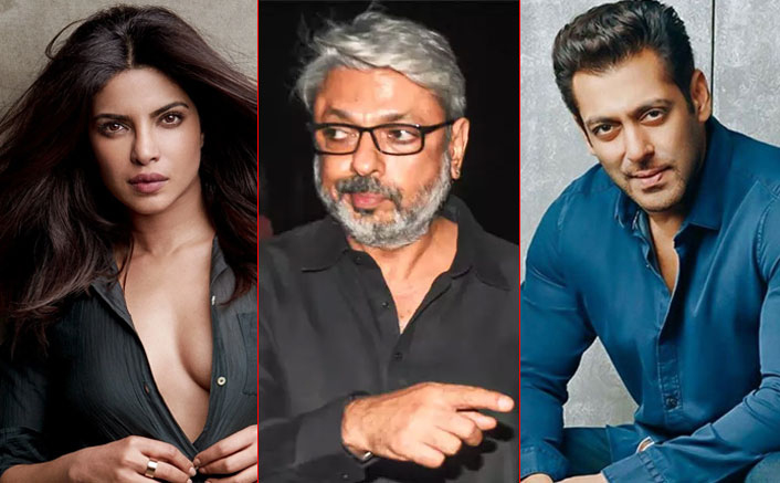 WHAT! Sanjay Leela Bhansali & Salman Khan's Fallout; Priyanka Chopra To Be Blamed Yet Again!