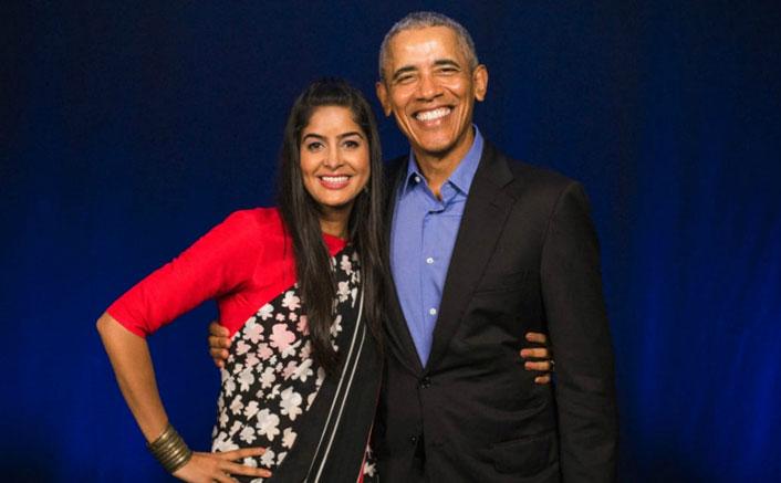 When Indian YouTuber Anisha met ex-US President Barack Obama