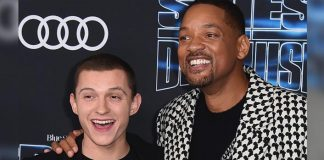 When Will Smith and Tom Holland met for the first time in an escape room! Watch hilarious video