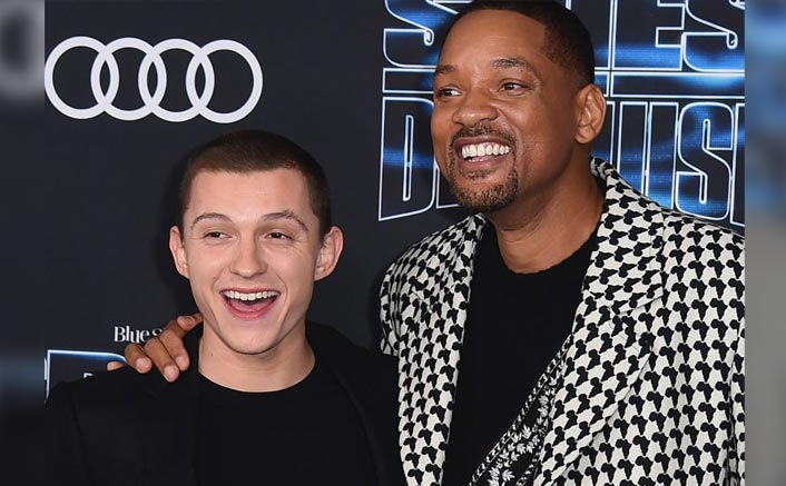 When Will Smith & Tom Holland Met For The First Time BUT With A Twist