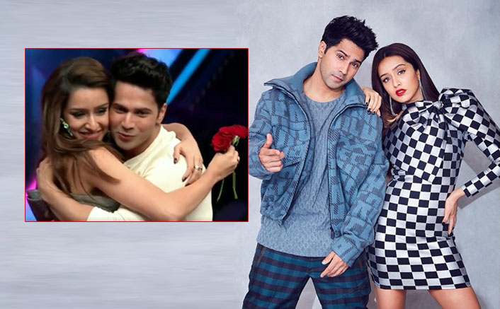 WHOA! Varun Dhawan Reveals He Had A Crush On His Street Dancer 3D Co-Star Shraddha Kapoor, WATCH