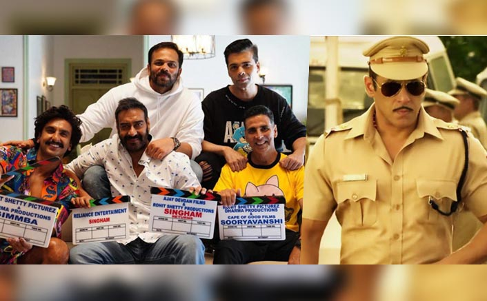 Salman Khan's Chulbul Pandey To Enter Rohit Shetty's Cop Universe? The Superstar Himself Answers