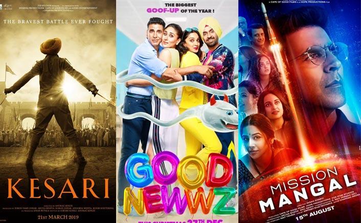 Will Good Newwz Surpass The 3 Day Total Of Akshay Kumar's Kesari, Mission Mangal & Housefull 4? VOTE NOW