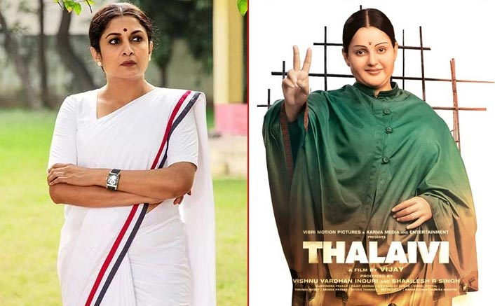 OPINION: Will Kangana Ranaut's Movie Thalaivi Do Better Justice Than Ramya Krishnan's Queen?