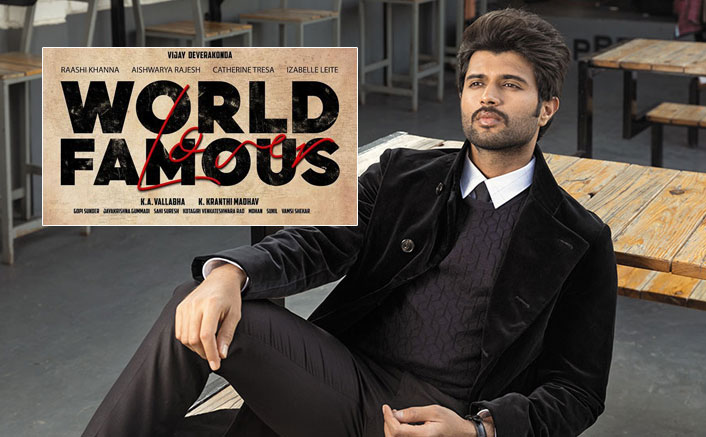 World Famous Lover: Vijay Deverakonda Adapts THIS Unique Strategy For Promotions