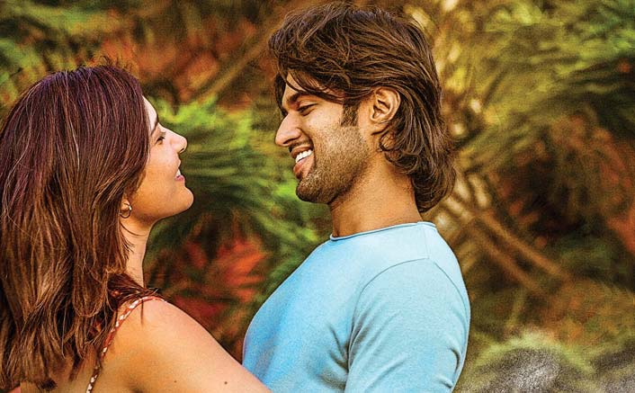 World Famous Lover: Vijay Devarakonda & Raashi Khanna Make An Adorable Couple In The Latest Poster From The Film