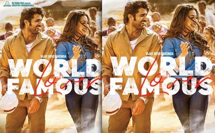 World Famous Lover New Poster: Vijay Deverakonda Is Head Over Heels In Love In With His Senior Catherine Tresa