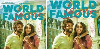 World Famous Lover: Vijay Deverakonda & His French Girlfriend Izabelle Leite Looks Adorable In This New Poster