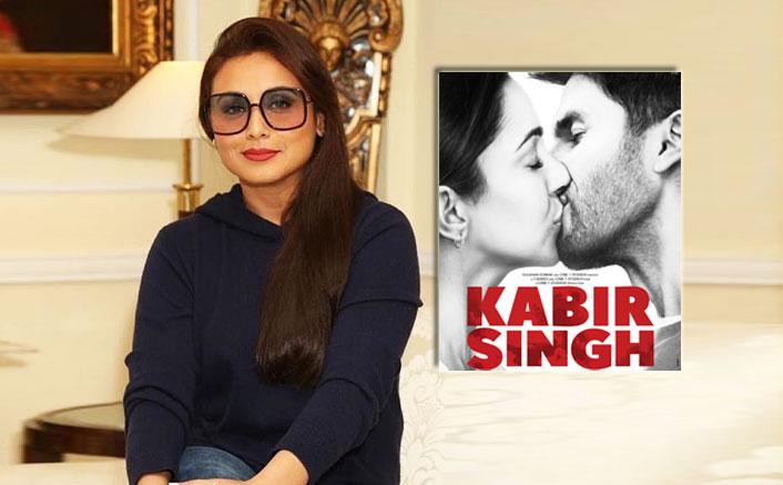 Would Rani Mukerji Do A Film Like Kabir Singh? Mardaani 2 Actress Answers