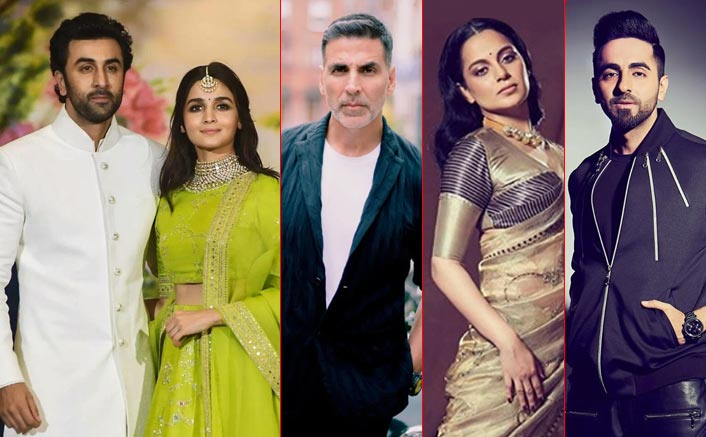 From Ranbir Kapoor-Alia Bhatt's Wedding To Akshay Kumar, Ayushmann Khurrana's Films - 20 Most Anticipated Events Of 2020
