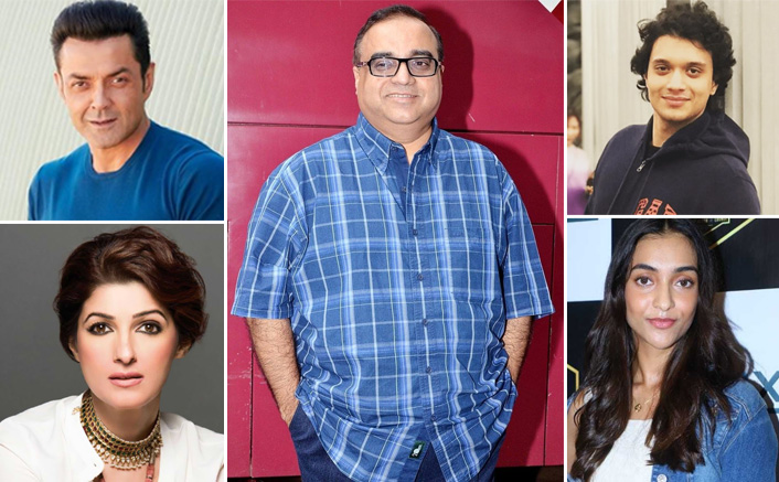 25 years after Bobby Deol-Twinkle Khanna launch, Namashi Chakraborty-Amrin Qureshi to be launched by Raj Kumar Santoshi | Jan 10