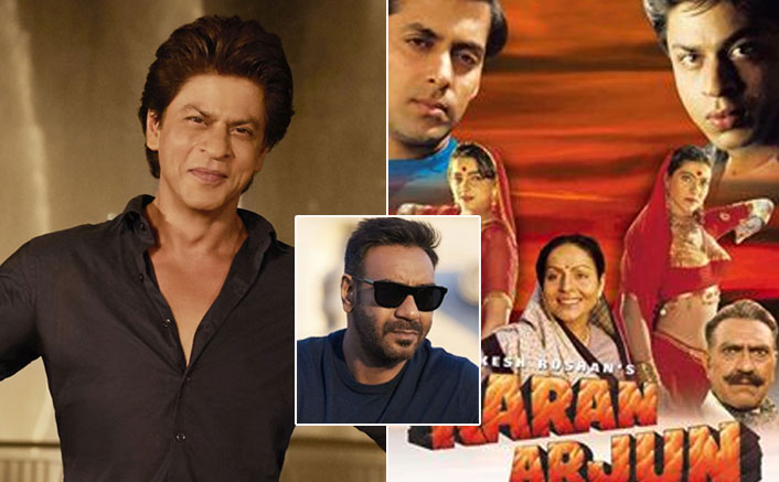 25 Years Of Karan Arjun: Rakesh Roshan Reveals Ajay Devgn & Shah Rukh Khan Were The Original Choice!