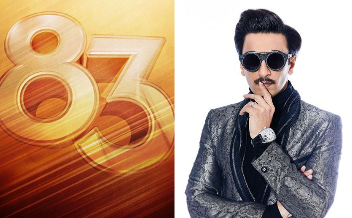 '83 NEW Poster: Ranveer Singh Hints Towards The Calm Before The Storm!