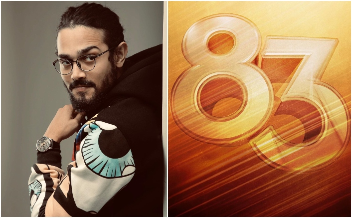 '83: Bhuvan Bam Has A Double Meaning Twist To Ranveer Singh's Caption