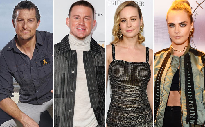 Running Wild With Bear Grylls: Channing Tatum, Brie Larson, Cara Delevingne & Joel McHale To Be A Part Of Bear's Upcoming Adventure