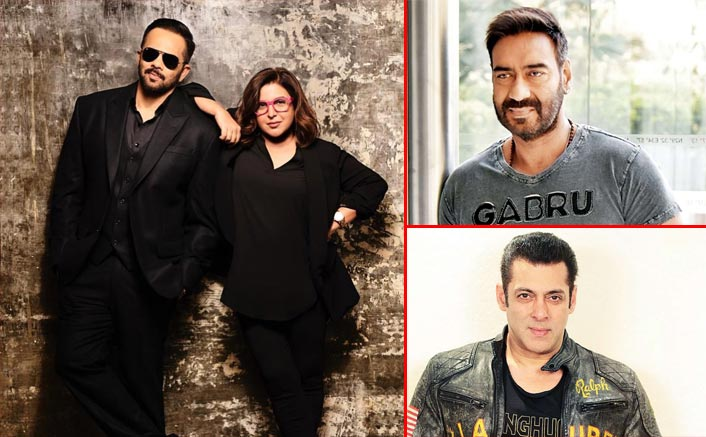 WHAT! Ajay Devgn & Salman Khan Offered The Same Role In Rohit Shetty-Farhan Khan's Hum Paanch!