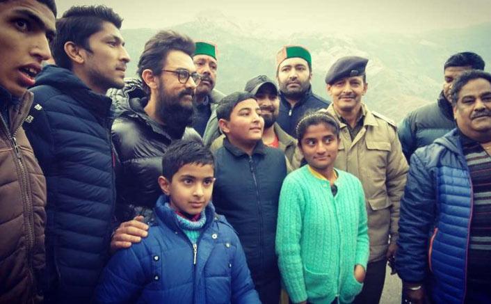 Laal Singh Chaddha: Aamir Khan & The Team Land In Himachal Pradesh For The Shoot