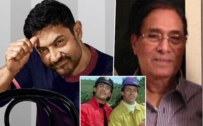Aamir Khan Pens Heartfelt Note On Andaz Apna Apna Producer Vinay Sinha's Demise