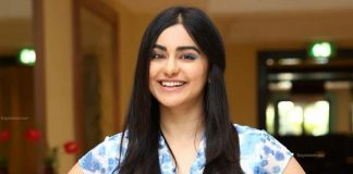 Adah Sharma interacts with IIT students