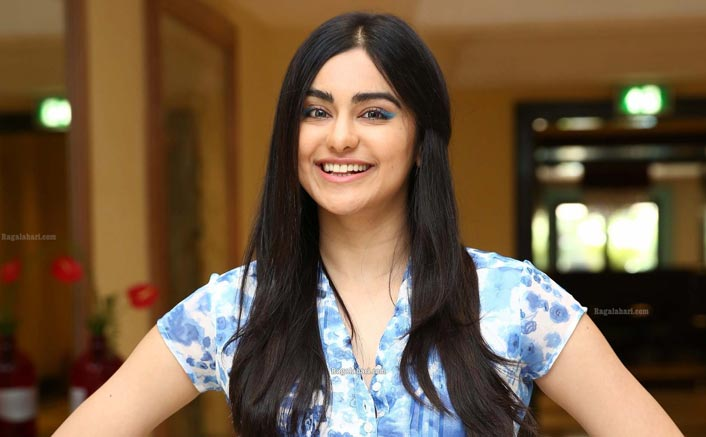 All About Adah Sharma's Vacation In Rishikesh With Her Special 'Bodyguards'