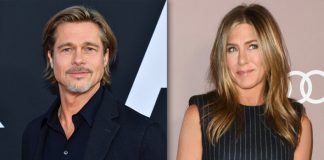 Adorable Content Alert! Brad Pitt & Jennifer Aniston's Reunion At SAG Awards Is What We Have Been Waiting For