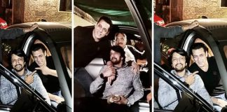 After A Cool Jacket, Salman Khan Gifts His Dabaangg 3 Co-Star Kichcha Sudeep An Expensive Car