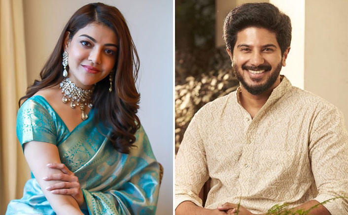 After Indian 2, Kajal Aggarwal To Join Forces With Dulquer Salmaan In Her Next Tamil Venture