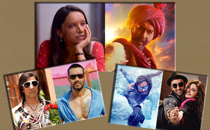Ajay Devgn's Clash History Report Card At The Box Office: From Golmaal 3 To Shivaay - How Will Tanhaji Fare?