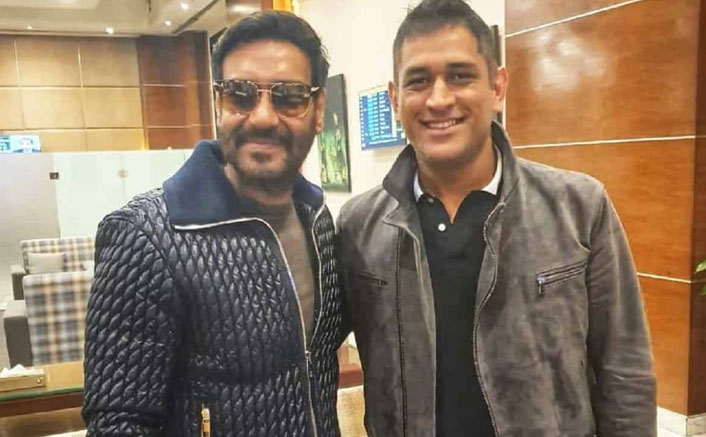 Ajay meets Dhoni: Cricket, films uniting religion of India