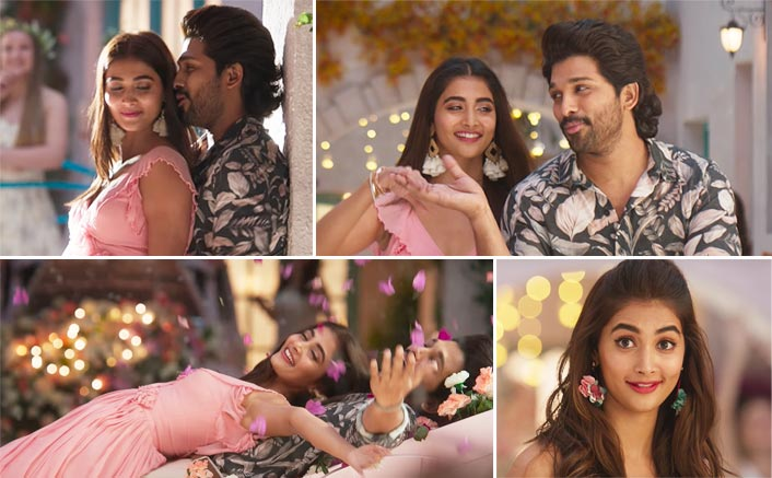 Ala Vaikunthapurramloo Song Promo: Allu Arjun & Pooja Hegde's Dazzling Chemistry In 'Butta Bomma' Will Leave You Asking For More