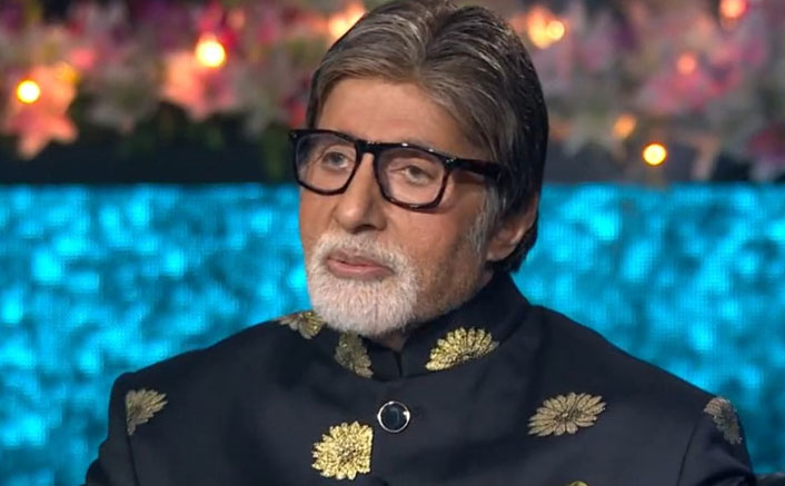 Big B feels shades help to hide facial defects caused by age