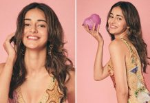 Ananya Panday's Super Fun Sequined Dress Is A Must In Every Fashionista's Wardrobe!