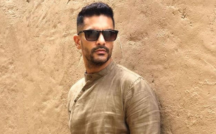 Angad Bedi suffers knee injury while shooting