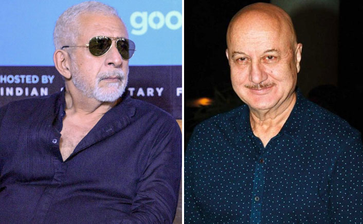 "Anupam Kher Hits Back At Naseeruddin Shah For 'Clown' Remark: ""There's Hindustan In My Blood"""