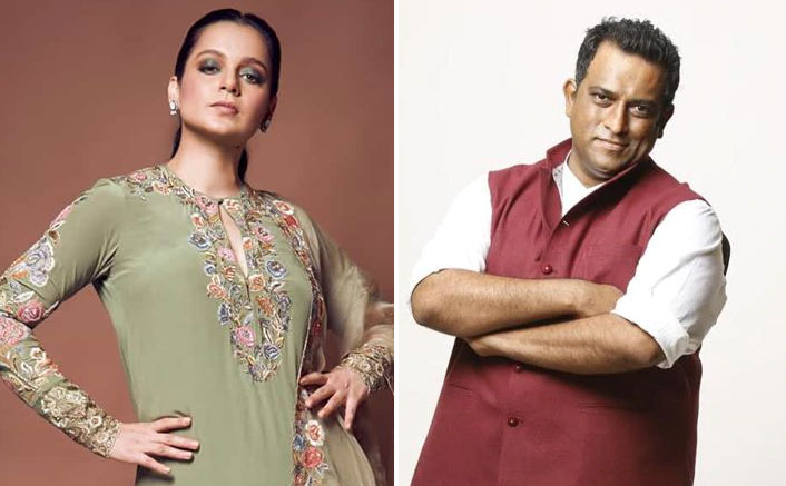 "Anurag Basu On Kangana Ranaut: ""Very Difficult For An Outsider To Carve A Place In Bollywood, She Did It On Her Own"""