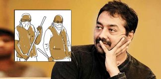 Anurag Kashyap's Twitter display pic: PM Modi, Amit Shah in masks