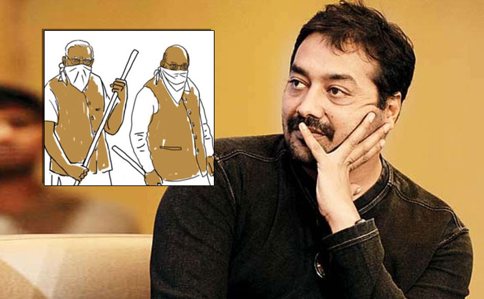 Anurag Kashyap Blames PM Narendra Modi, Amit Shah For JNU Violence Through Display, Divides Twitterati In Two Halves