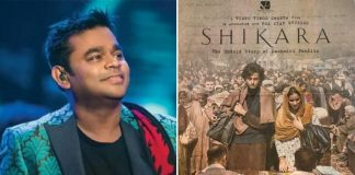 AR Rahman gives glimpse to 'Shikara' music