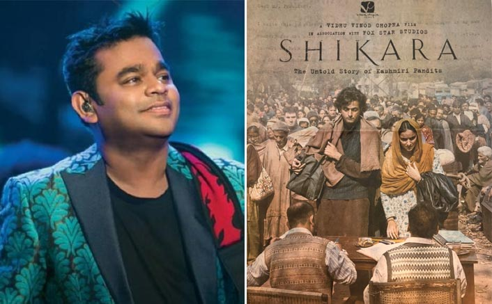 Shikara: AR Rahman Performs At The Film's Trailer Launch & Gives A Glimpse Of The Music