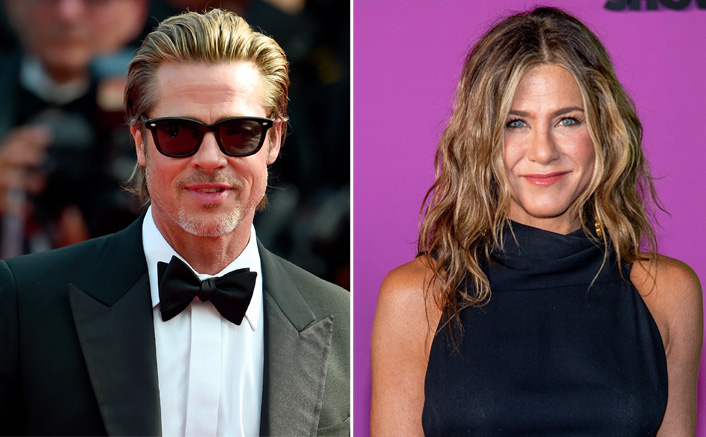 Brad Pitt made Jennifer Aniston say yes to 'Friends' reunion