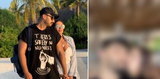 Arjun Kapoor & Malaika Arora's Kissing Picture Is All Things Starry & Happiness!